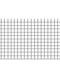 MALLAS ELECTROSOLDADAS GALVANIZADAS 13x13x0,90 MM (25ML)