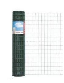 MALLAS ELECT. GALVAN. VERDE RAL-6005 100X50X2,20 MM (25ML)