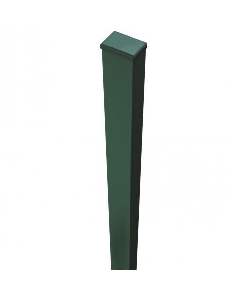 POSTE TERMOLACADO VERDE RAL - 6005 (60X40X1,5MM)