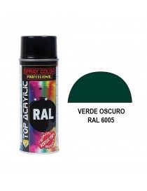 SPRAY RAL-6005 VERDE OSCURO