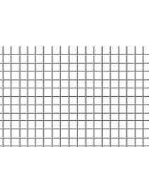 ROLLO MALLA SOL 6x6x0,65MM DE 1,00M (25M) POS-GALVA